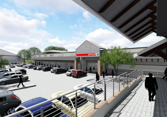 Cullinan Jewel shopping centre upgrade 20