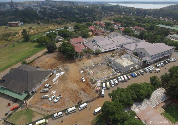 Cullinan Jewel shopping centre upgrade 28