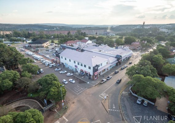 Cullinan Jewel shopping centre upgrade 2
