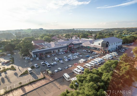 Cullinan Jewel shopping centre upgrade 1