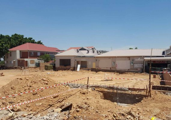 Cullinan Jewel shopping centre upgrade 31