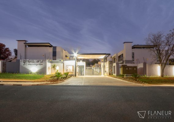 Salida del Sol Morningside residential development 22