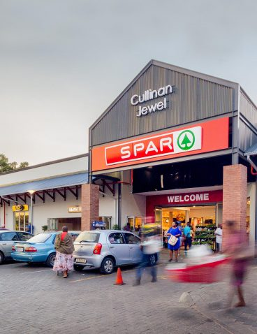 Cullinan Jewel shopping centre upgrade