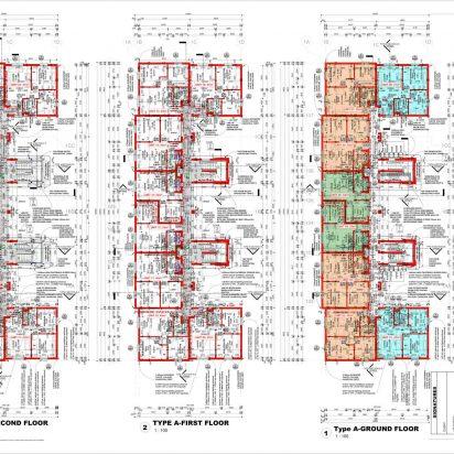 Lufhereng social housing development 11