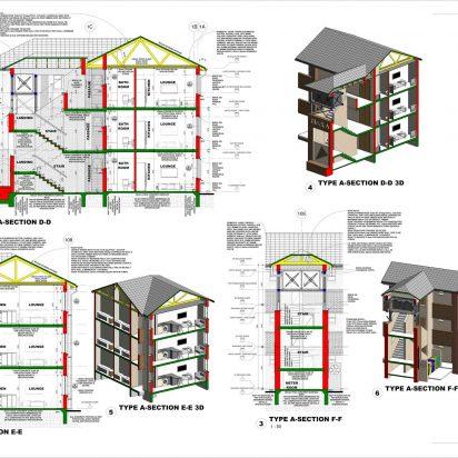 Lufhereng social housing development 12