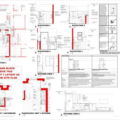 Lufhereng social housing development 13