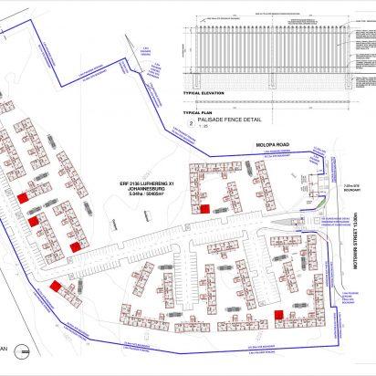 Lufhereng social housing development 14