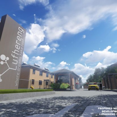 Lufhereng social housing development 1