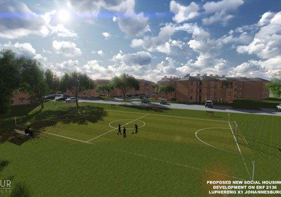Lufhereng social housing development 6