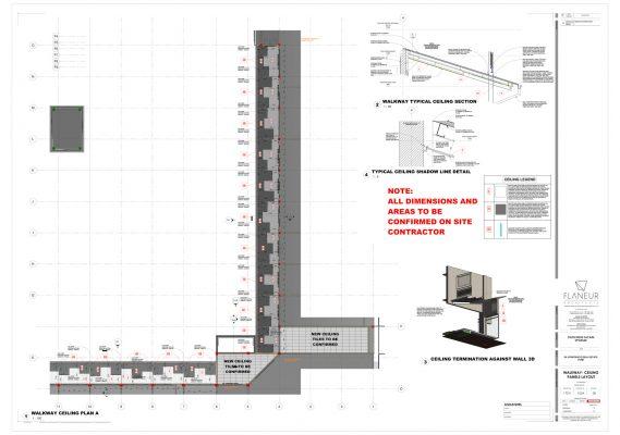 Celtis Ridge shopping centre renovations 42