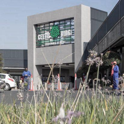 Celtis Ridge shopping centre renovations