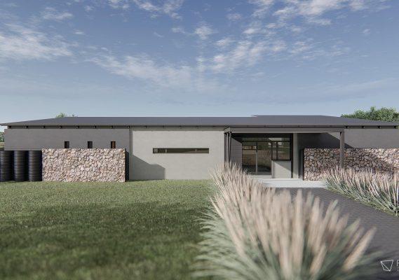 Thatchfield Estate Clubhouse 1