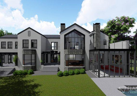House Marais Bryanston 1