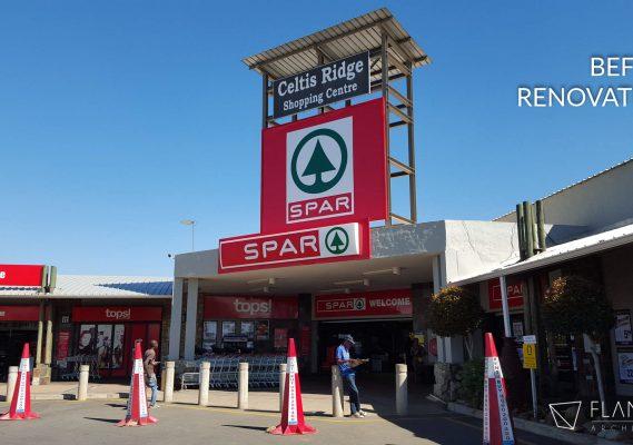 Celtis Ridge shopping centre renovations 2
