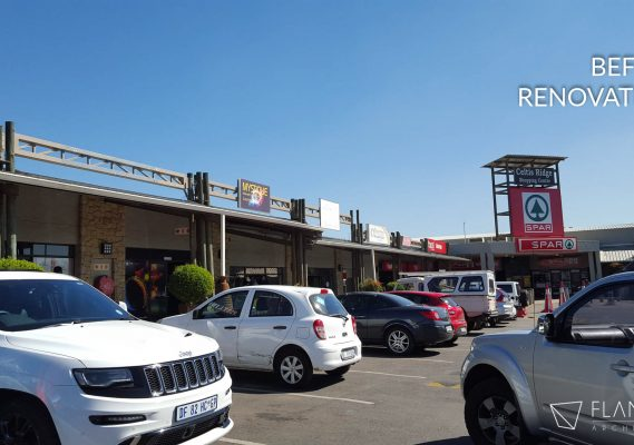 Celtis Ridge shopping centre renovations 3
