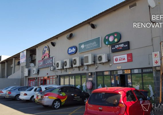 Celtis Ridge shopping centre renovations 8