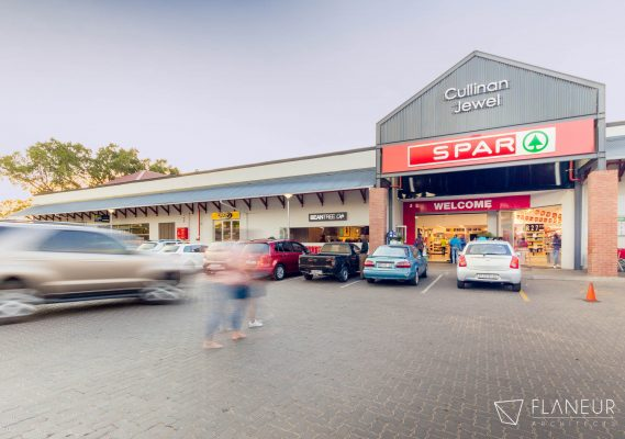 Cullinan Jewel shopping centre upgrade 3