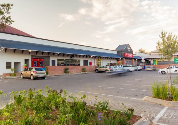 Cullinan Jewel shopping centre upgrade 5