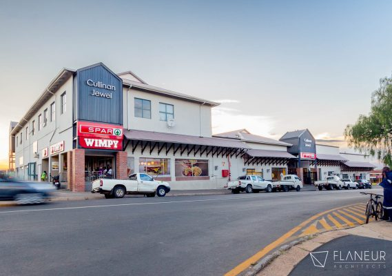 Cullinan Jewel shopping centre upgrade 8