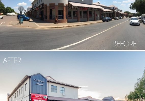 Cullinan Jewel shopping centre upgrade 13